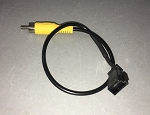Backup Camera Adapter Cable For 2014-2020 Ram ProMaster w/Upfitter Camera Prep Package
