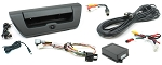 Rostra Tailgate Handle Backup Camera & Interface Kit For 2015-2017 Ford F150 Trucks Equipped with Factory 4.2