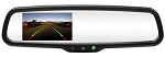 Tailgate Handle Backup Camera & Auto Dim Mirror w/2-Input 4.3