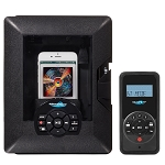 Aquatic AV AQ-DM-6UBT Bluetooth & USB Waterproof Marine Stereo Locker w/Bluetooth Audio, USB, MP3, WMA, FM, AUX
