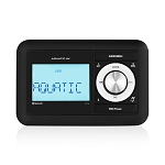 Aquatic AV CP6 Compact Waterproof Bluetooth USB Marine / Boat / Powersports Stereo