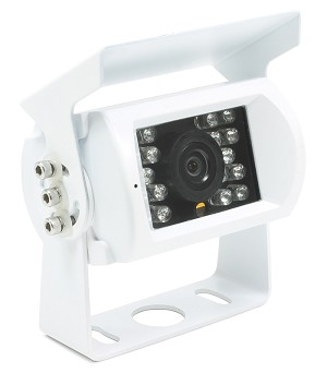 White Heavy Duty IR Camera