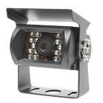 Black Heavy Duty IR Camera